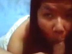 cute Pinay blowjob