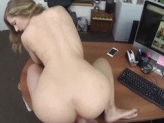 Sydney Cole has amazing pink pussy