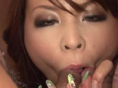 Fabulous pornstars in Horny Bukkake, Gangbang adult movie