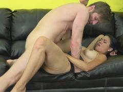 Amazing pornstars Dana Vespoli, Axel Aces in Exotic Stockings, Natural Tits sex video