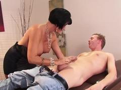 Incredible pornstar Shay Fox in exotic milf, blowjob adult scene