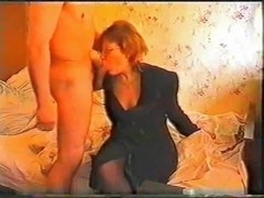 Dirty games with my mature wife
