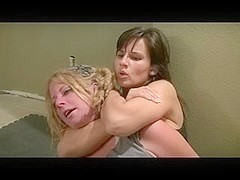 choking session with mikaela