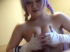 Best Japanese model in Horny JAV censored POV, Hairy video