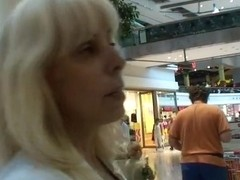 Married blonde cheats on her hubby