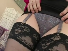 Sexy Mom Tries BBC...
