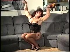 Laura Vukov - Sexy Muscle