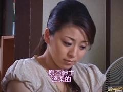 Busty Mom Reiko Yamaguchi Gets Fucked Doggy Style