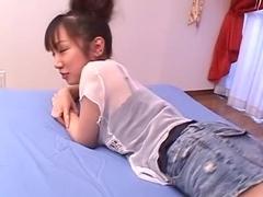 Ai Yumemi Uncensored Hardcore Video with Creampie, Dildos/Toys scenes