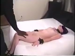 hotwife try real big black cock