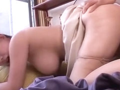 Hottest Japanese model Mako Oda in Crazy Teens, Big Tits JAV clip