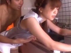 Fabulous Japanese model Saki Ninomiya in Horny Stockings/Pansuto, Hairy JAV clip