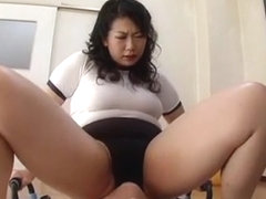 Crazy Japanese whore Hirami Kishikawa in Fabulous BBW, Big Tits JAV movie