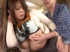 Incredible Japanese whore in Hottest Handjobs, Medical JAV clip