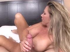 Hot Mom Pov With Creampie