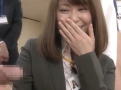 Exotic Japanese girl in Hottest Group Sex, Handjob JAV video