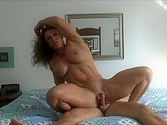 bodybuilders female Amateur nude