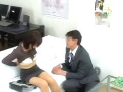 Japanese dripping cunt drilled by my hammer in spy cam video