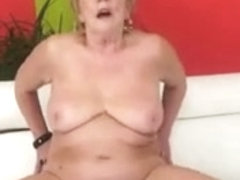 Porn film with grannies fucking younger guys