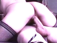 Filipina Slut Wife In Fishnets And Fuck Me Heels Takes Big Cock