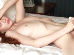 Emily Bloom Is Masturbating To Get A Fantastic Orgasm