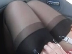 NYLONS CAR EACH DAY