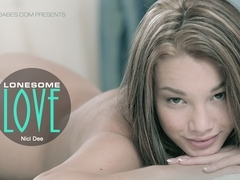 Nici Dee in Lonesome Love Video