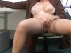 Mature Squirting for us - Disciplined By A Squirter