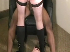 Cuckold movie of her and this dark chap