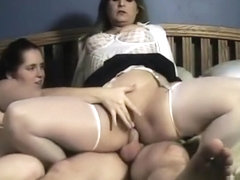 Real Amateur Threesome