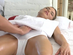 Horny pornstar in Incredible HD, Lesbian adult clip