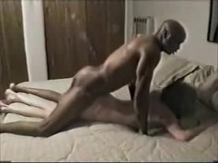 Dark Boss Breeds With White Wife In Interracial Sex Episode