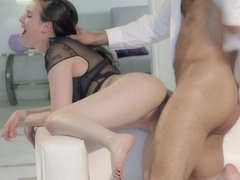 Casey Calvert & Danny Mountain in Bad Girl Justice: Part 4 - Babes