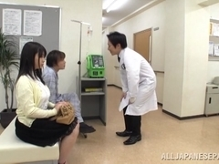 Therapy sex japanese nurse