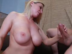 Slutty Devon Lee has a crave for young cocks