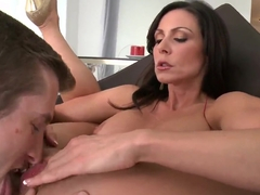 Great Kendra Lust has the lust for cumshots