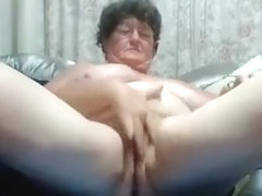 Crazy Amateur movie with Brunette, Solo scenes