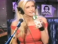 Howard Stern Tickles Brande Roderick