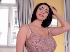 Busty webcam exibitionist, girls in man sex pusy
