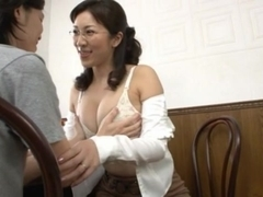 Mirei Kayama Lovely Japanese babe is a sexy and horny teacher