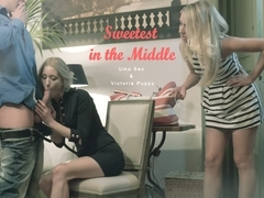 Uma Sex in Sweetest in the Middle Scene