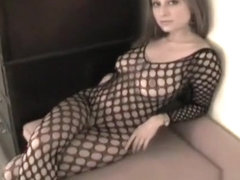 Eve Angel Dances in Lingerie The Masturbate