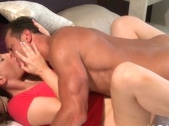 Mom xxx: husband and wife make love in the morning