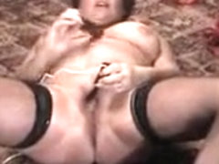 mature masturbates for boy
