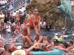 unspeakable debauchery at florida pool party