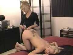 MOTHER NOT HER DAUGHTER ENEMA AND ANAL STRAPON