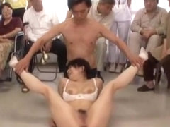 Amazing Japanese chick in Fabulous Small Tits, Gangbang JAV clip