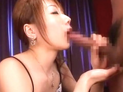 Amazing Japanese whore Rio Hasegawa in Incredible JAV scene