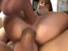 Messy Booty Skank Doxies Down For Tha Double Penetration Fucking! Xxx movie scene