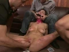Rough amateur anal wife xxx skinny bondage
